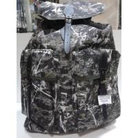 Рюкзак средний брезентовый (канвас)
