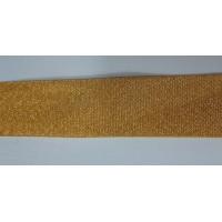 Галун золотистого цвета 1 м ширина 30 мм