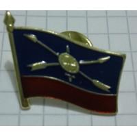 Знак Ракетные войска стратегического назначения флаг
