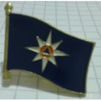 Знак МЧС флаг