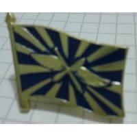 Знак Военно воздушные силы флаг