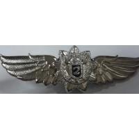 Знак классности офицера ФСО 2 степени серебряный