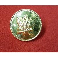 Пуговица 22 см металл золотая с эмблемой ФССП