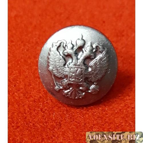 Пуговица малая металл защита  без ободка