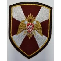 Шеврон Национальной Гвардии Щит вышитый