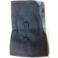 Фальшпогоны прапорщика расцветка серый камуфляж