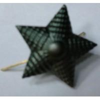 Звезда 20 мм металл защита рифленая