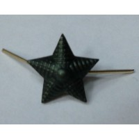 Звезда 13 мм металл защита рифленая