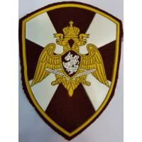 Шеврон простой общий Восточного округа войск национальной гвардии Российской Федерации