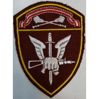 Шеврон вышитый спецназа, ОМОН и СОБР войск национальной гвардии Российской Федерации