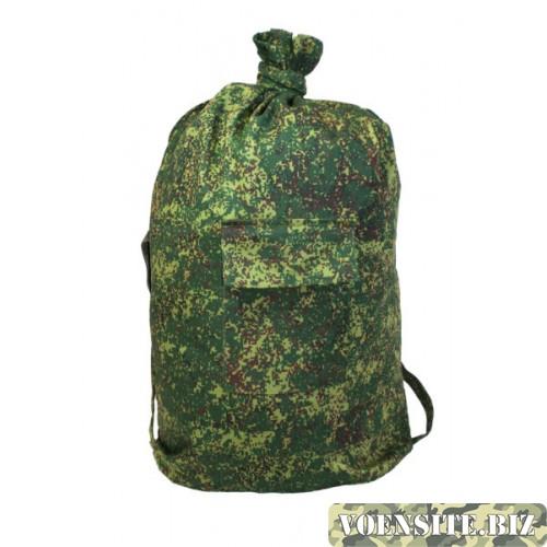 Вещевой мешок солдатский большой тонкий брезент