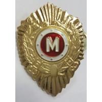 Знак Классность Сержанта Полиции Мастер