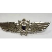 Знак классности офицера ФСО 1 степени серебряный