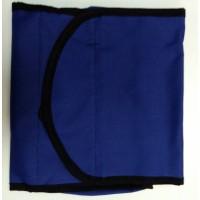 Несессер для вещей для туалетных принадлежностей расцветка синего цвета