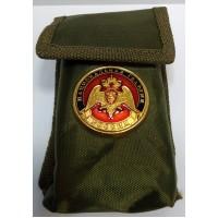 Набор столовых приборов  в чехле с символикой Национальная гвардия