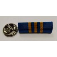Орденская планка МЧС 1 степени неламинированная на цанге