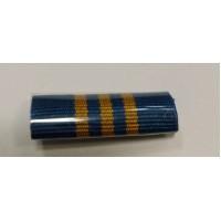 Орденская планка МЧС 1 степени ламинированная на заколке