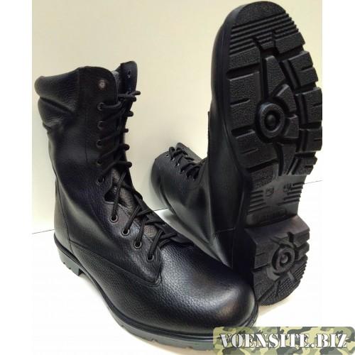Ботинки мужские Ларгос с высокими берцами 002 Армия