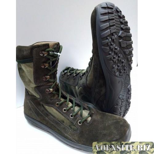 """Ботинки мужские с высокими берцами Ларгос 385 """"Тактик"""""""