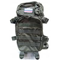 Рюкзак тактический олива с системой МОЛЛЕ