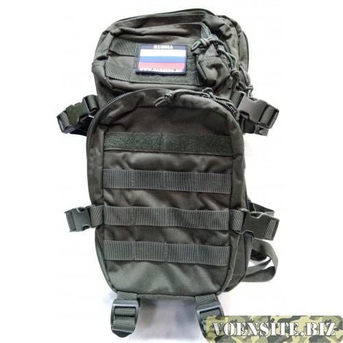 Рюкзак тактический с системой МОЛЛЕ оливкового цвета