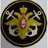 Шеврон ВМФ круглый простой распродажа