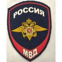 Шеврон Внутренняя служба Полиции простой распродажа
