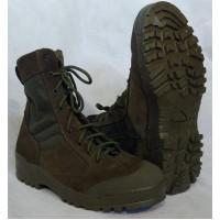 Ботинки мужские Гарсинг с высокими берцами 0139 «G.R.O.M. ZIP» олива