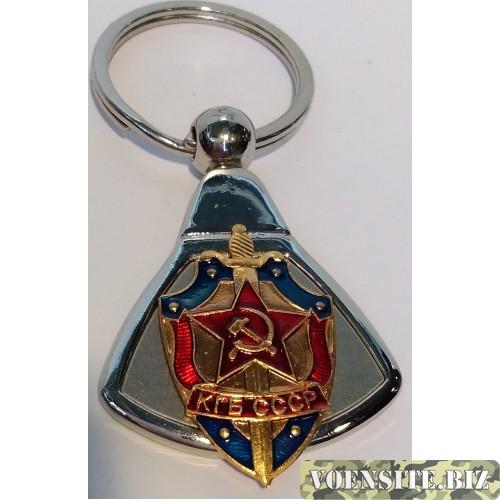 Брелок сувенирный Щит КГБ