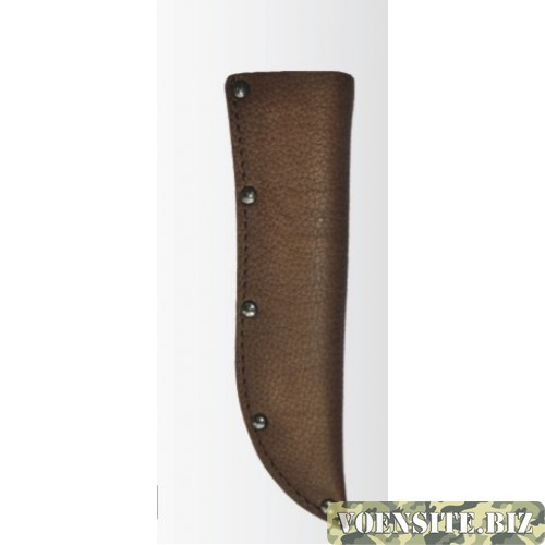 Чехол для рабочего ножа кожаный