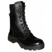 Ботинки мужские ЭлитСпецОбувь с высокими берцами А65 Витязь