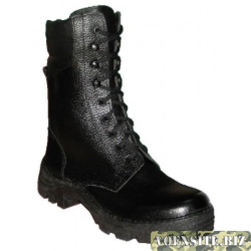 Ботинки мужские ЭлитСпецОбувь с высокими берцами Витязь  А65