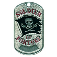 Жетон Soldier of Fortune