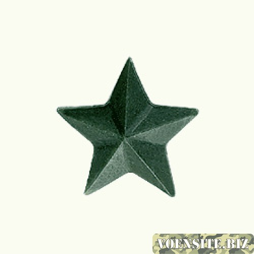 Звезда 13мм малая металл защита