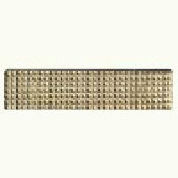 Знак различия сержант МВД полиамид золото (10х45)
