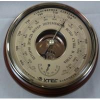 Барометр с термометром (баротермометр) УТЕС БТК-СН 08