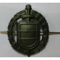 Эмблема петличная ФСО защита металл