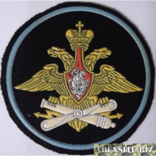 Шеврон Авиация ПВО РФ  простой