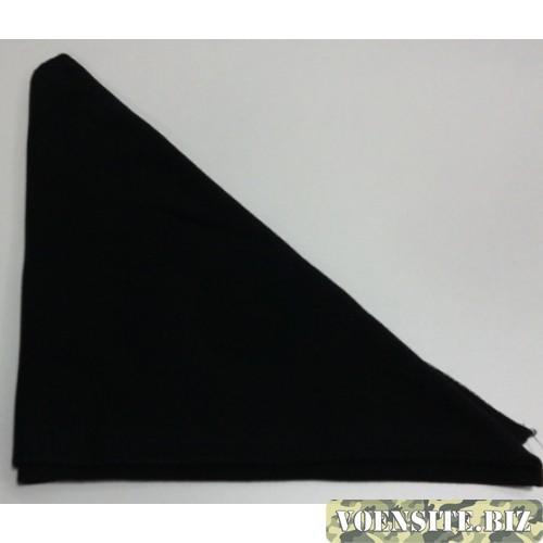 Бандана черного цвета