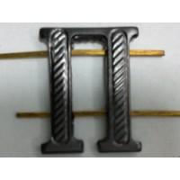 Буква П защита металл