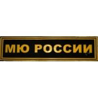 Полоса Россия Министерство юстиции простая