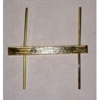 Знак различия ФССП I степени  золото металл