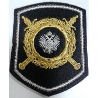 Шеврон МВД Общественная безопасность вышитый