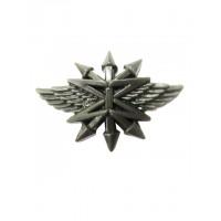 Эмблема петличная Связь без венка защита полиамид