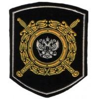 Шеврон МВД Общественная безопасность простой
