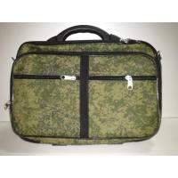 Сумка-чемодан расцветка Цифра