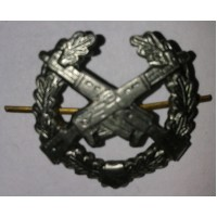 Эмблема петличная мотострелковые войска с венком защита металл
