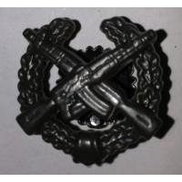 Эмблема петличная мотострелковые войска с венком защита полиамид