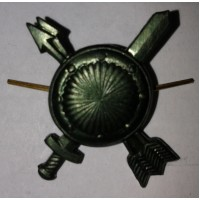 Эмблема петличная РВСН без венка защита металл