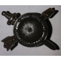 Эмблема петличная РВСН без венка защита полиамид